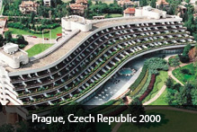 Prague, Czech Republic 2000