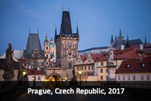 Prague, Czech Republic 2017